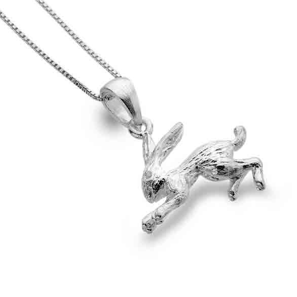 Silver origins hare pendant rabbit welfare shop silver origins hare pendant aloadofball Gallery